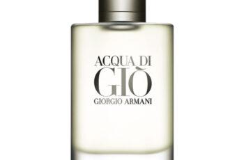 عطر أكوا دي جيو للرجال من جورجيو أرماني