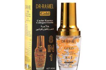 سيروم بخلاصة الذهب والكافيار والكولاجين لجميع أنواع البشرة من د. راشيل - 40 مل