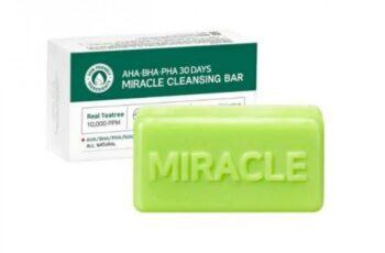 صابونة تنظيف الوجه عناية 30 يوما من سوم باي مي - 106غ