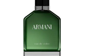 عطر أرماني أو دو سيدر من جورجيو أرماني 100 مل