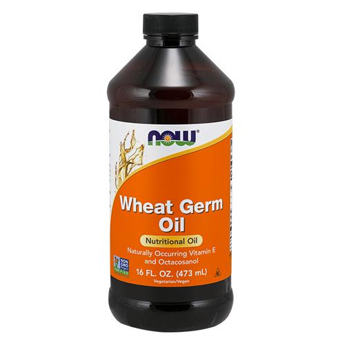 زيت بذرة القمح من ناو - 473مل