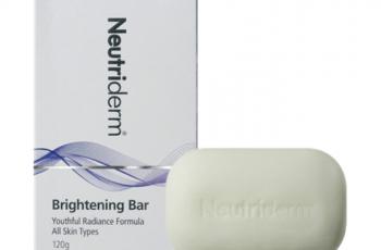 صابونة التفتيح من نيوتريديرم - 120غ
