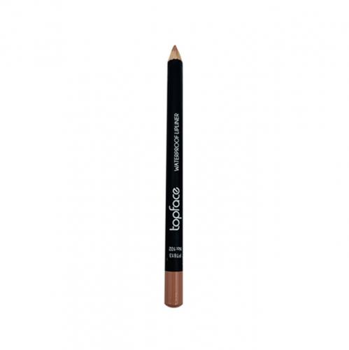 قلم محدد شفاه مقاوم للماء من توب فيس - 102