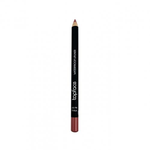 قلم محدد شفاه مقاوم للماء من توب فيس - 107